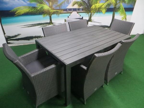Gartenmöbel Set Polyrattan – gartenmöbel set