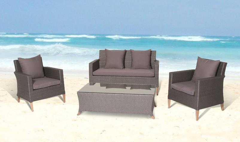 siena garden gartenm bel loungem bel und mehr von gap. Black Bedroom Furniture Sets. Home Design Ideas