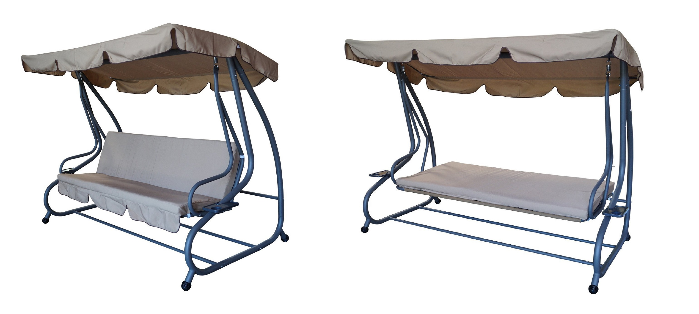 hollywoodschaukeln garten gap aktuell. Black Bedroom Furniture Sets. Home Design Ideas