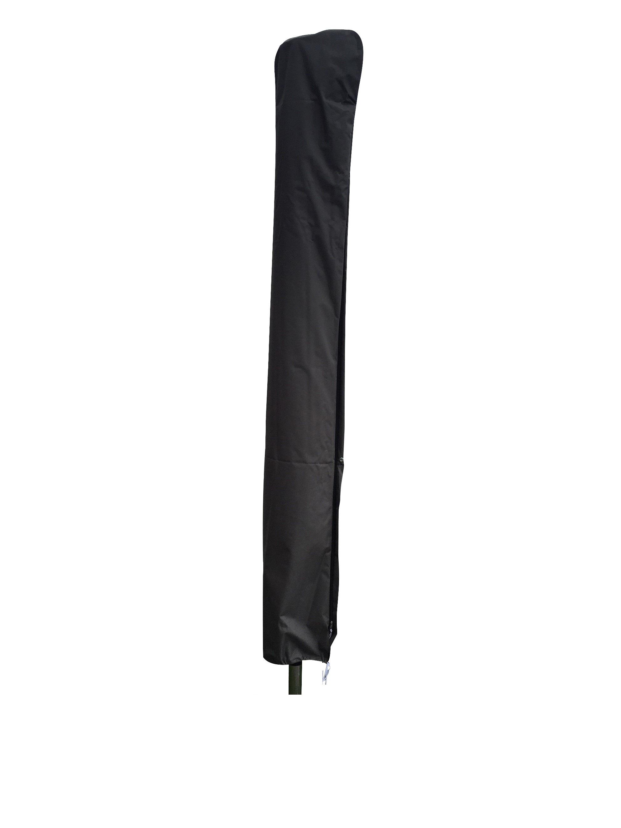 schutzh lle mit stab f r mittelmast sonnenschirme 250 400cm 1 schutzh llen garten. Black Bedroom Furniture Sets. Home Design Ideas