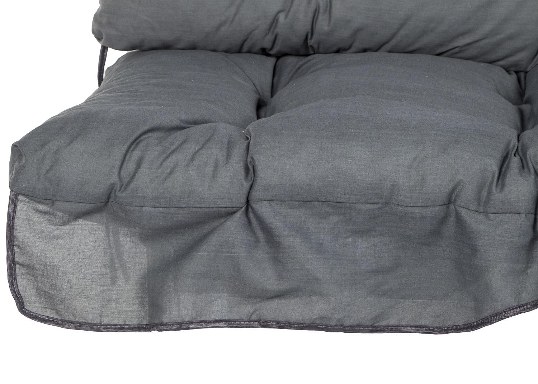 phg auflage f r hollywoodschaukel 2tlg schaukel 170x52x15cm f r st hle mit hoher lehne. Black Bedroom Furniture Sets. Home Design Ideas