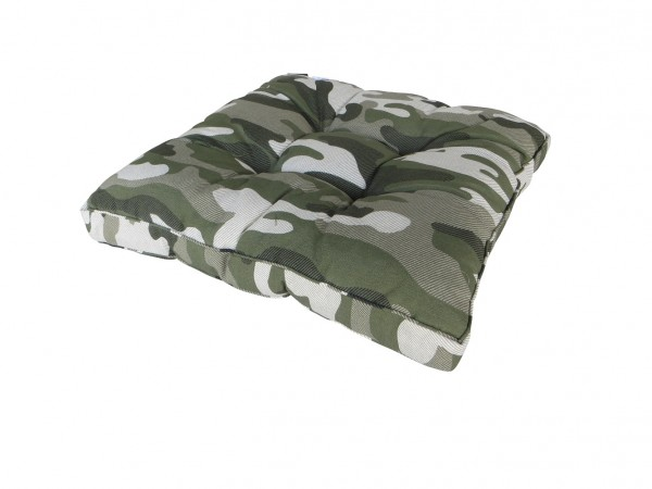Loungekissen Gartenmöbel Auflagen Palettenkissen camouflage