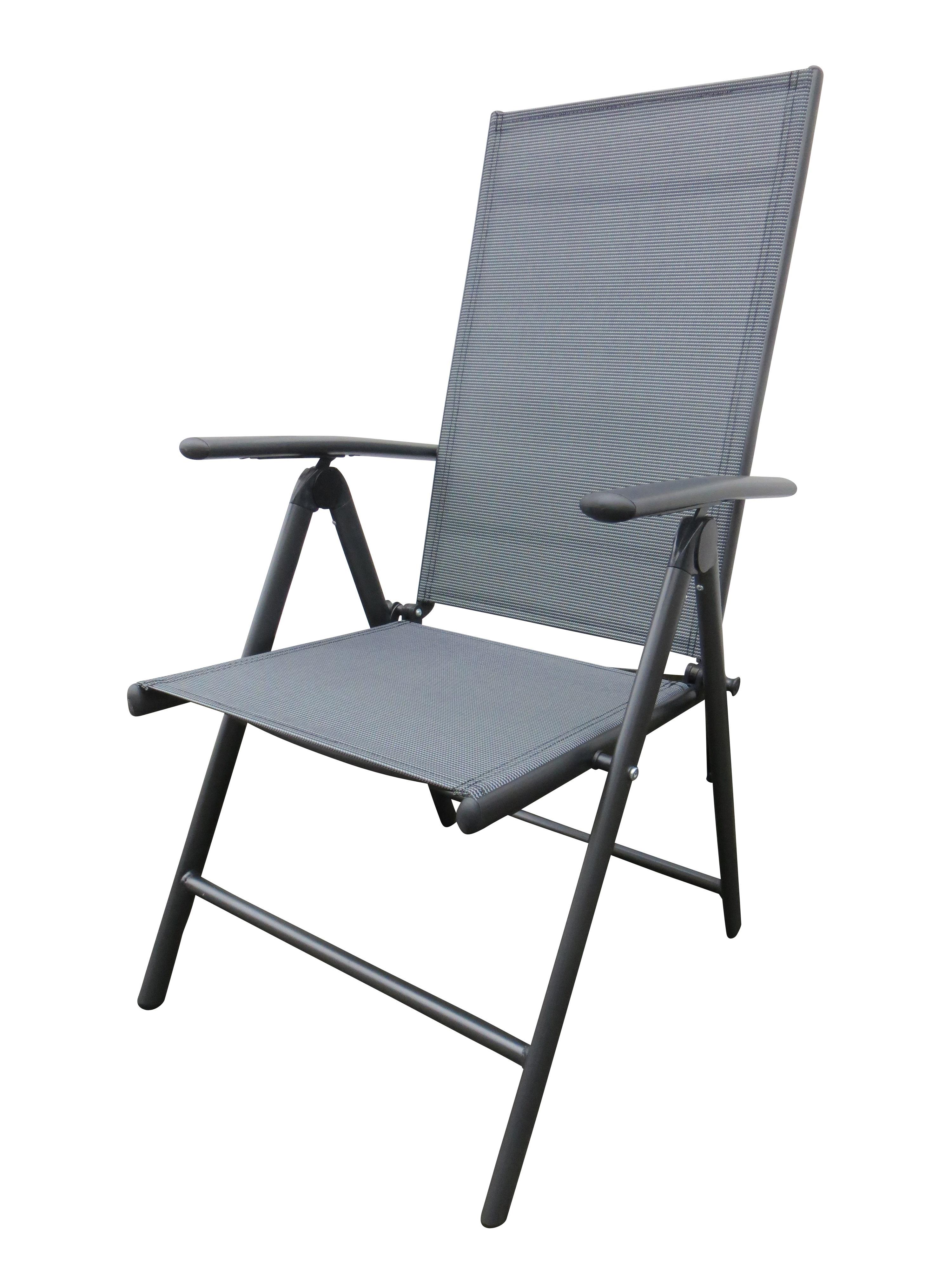 flinton alu gartenm bel set sitzgarnitur anthrazit silber. Black Bedroom Furniture Sets. Home Design Ideas