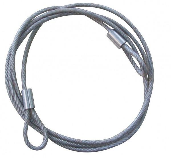 Diebstahlschutz für Gartenmöbel Seil Sicherung - 250cm