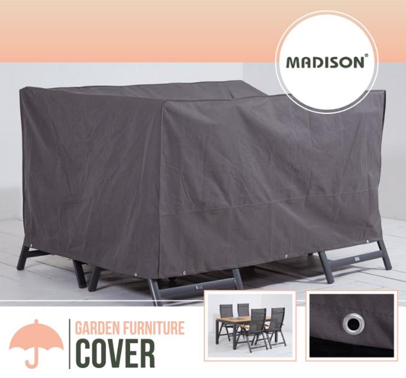 schutzh lle f r gartenm bel gruppen 185x140x95cm schutzh llen garten. Black Bedroom Furniture Sets. Home Design Ideas
