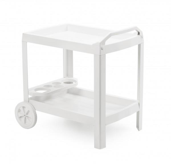 ASTRO Kunststoff Servierwagen Teewagen Küchenwagen