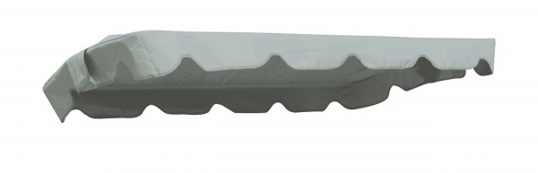 MFG Ersatzdach Ersatzbezug Hollywoodschaukel 236x134cm grau