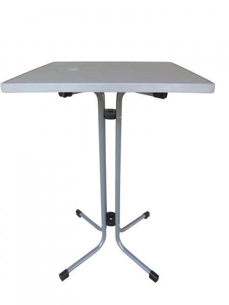 Stehtisch Bistrotisch Bistro Stehbiertisch 70x70cm klappbar #72