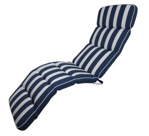 01548-521 Relaxliegenauflage Relaxsessel Auflage 8cm Kissen