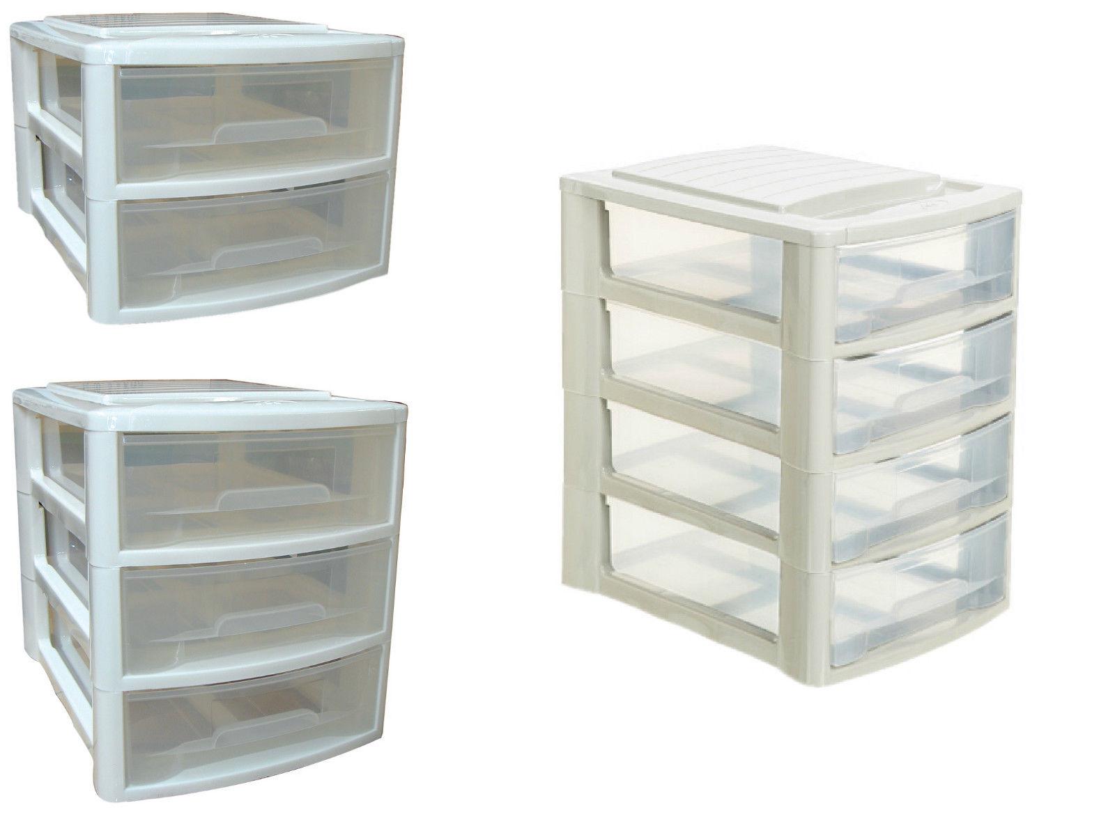 b ro stapelbox mit 2 4 schubladen frischhalten aufbewahren k che haushalt. Black Bedroom Furniture Sets. Home Design Ideas