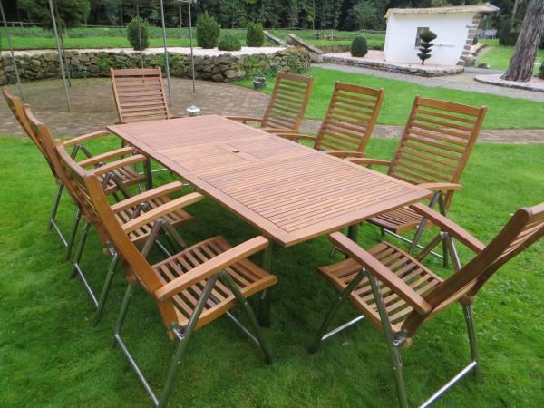 Gartenmobel Set Wien Holz : Gartenmöbel Runder Tisch Polyrattan gartenmöbel esstisch set