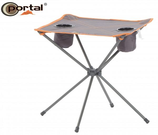 ZOE Camping Falttisch Gartentisch 48x48x48cm - nur 1,2kg