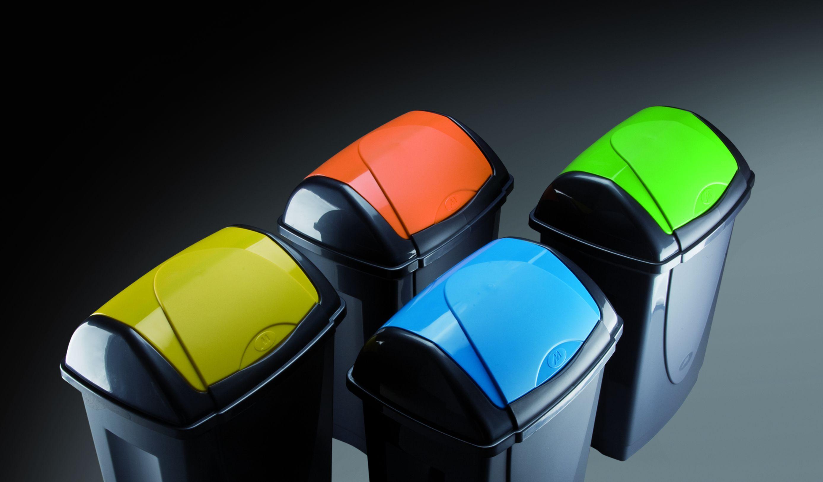 lifttop abfalleimer 50 liter m lleimer m llentsorgung k che haushalt gartenm bel. Black Bedroom Furniture Sets. Home Design Ideas