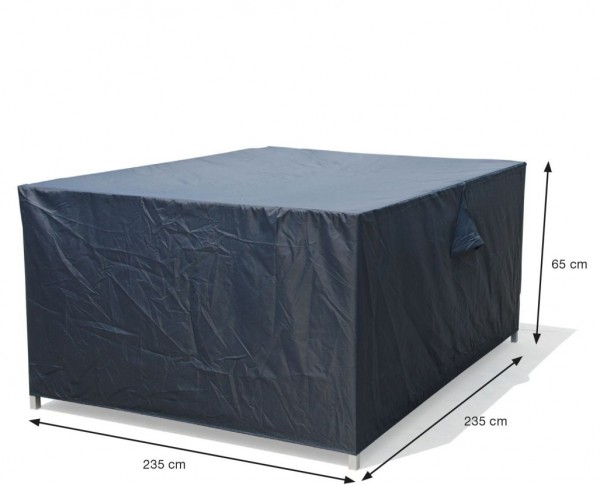 70826 schutzh lle f r gartenm bel lounge guppen 235x235x65cm schutzh llen garten. Black Bedroom Furniture Sets. Home Design Ideas