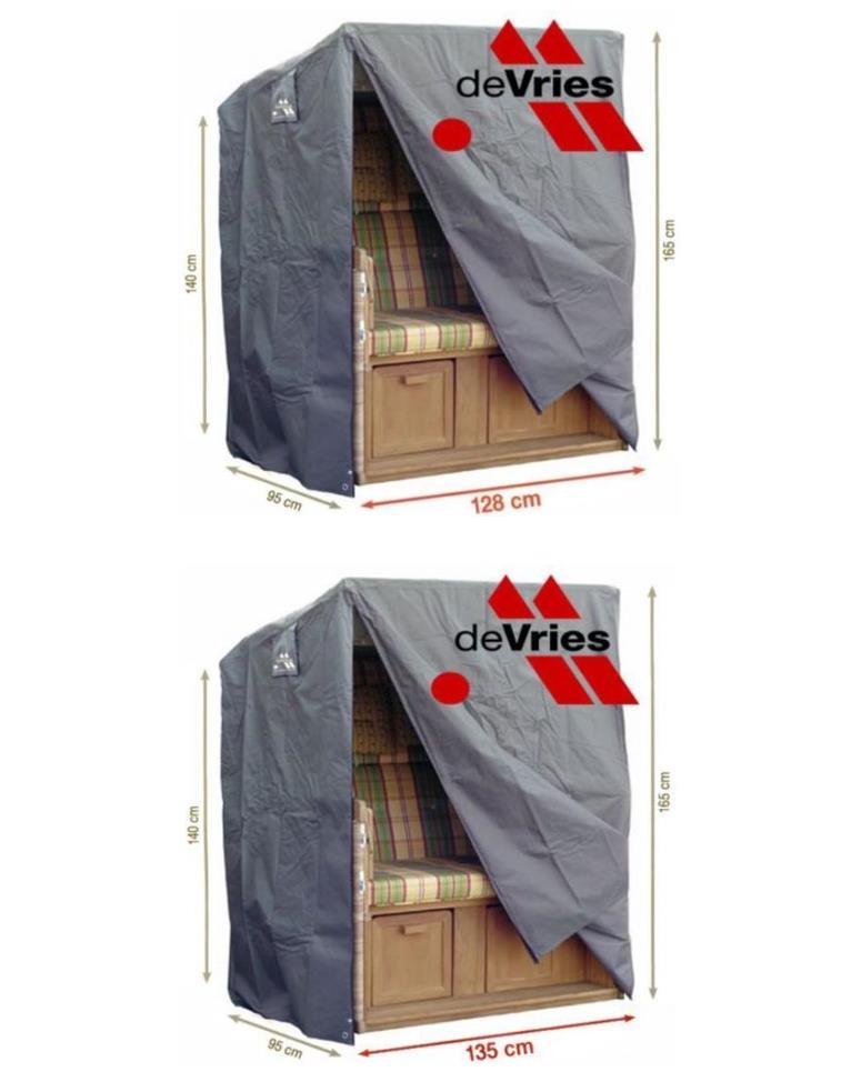 schutzh lle f r strandkorb greenline 120 oder greenline 140 schutzh llen garten. Black Bedroom Furniture Sets. Home Design Ideas