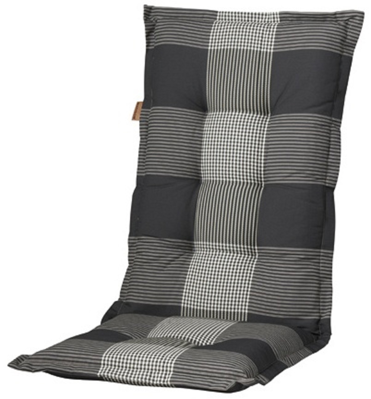c184 hochlehner gartenstuhl auflagen 120x50x8cm grau. Black Bedroom Furniture Sets. Home Design Ideas