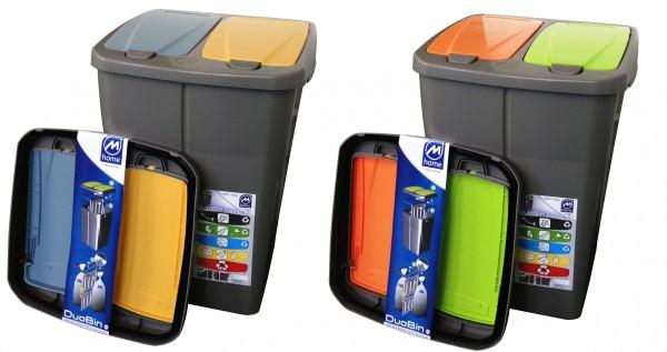 Marvelous K2 Abfalleimer DUO BIN Mülleimer 2x22,5L | Müllentsorgung | Küche U0026  Haushalt | Gartenmöbel, Loungemöbel Und Mehr Von Ichwillgartenmoebel.de Pictures