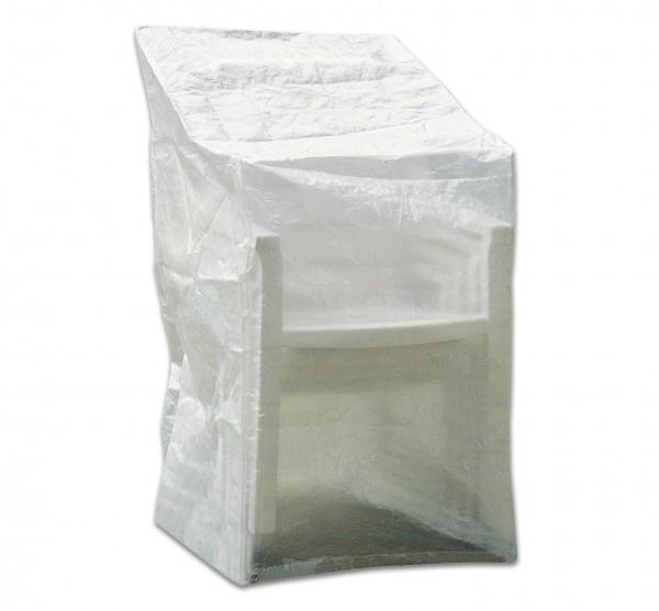 Schutzhülle für Gartenstühle Stapelsessel 63x66x117cm - 454724