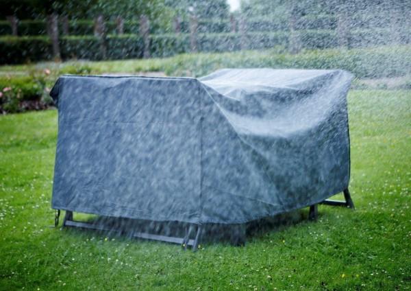 Schutzhülle für Gartenmöbel-Gruppen 350x250x96cm oval 405501