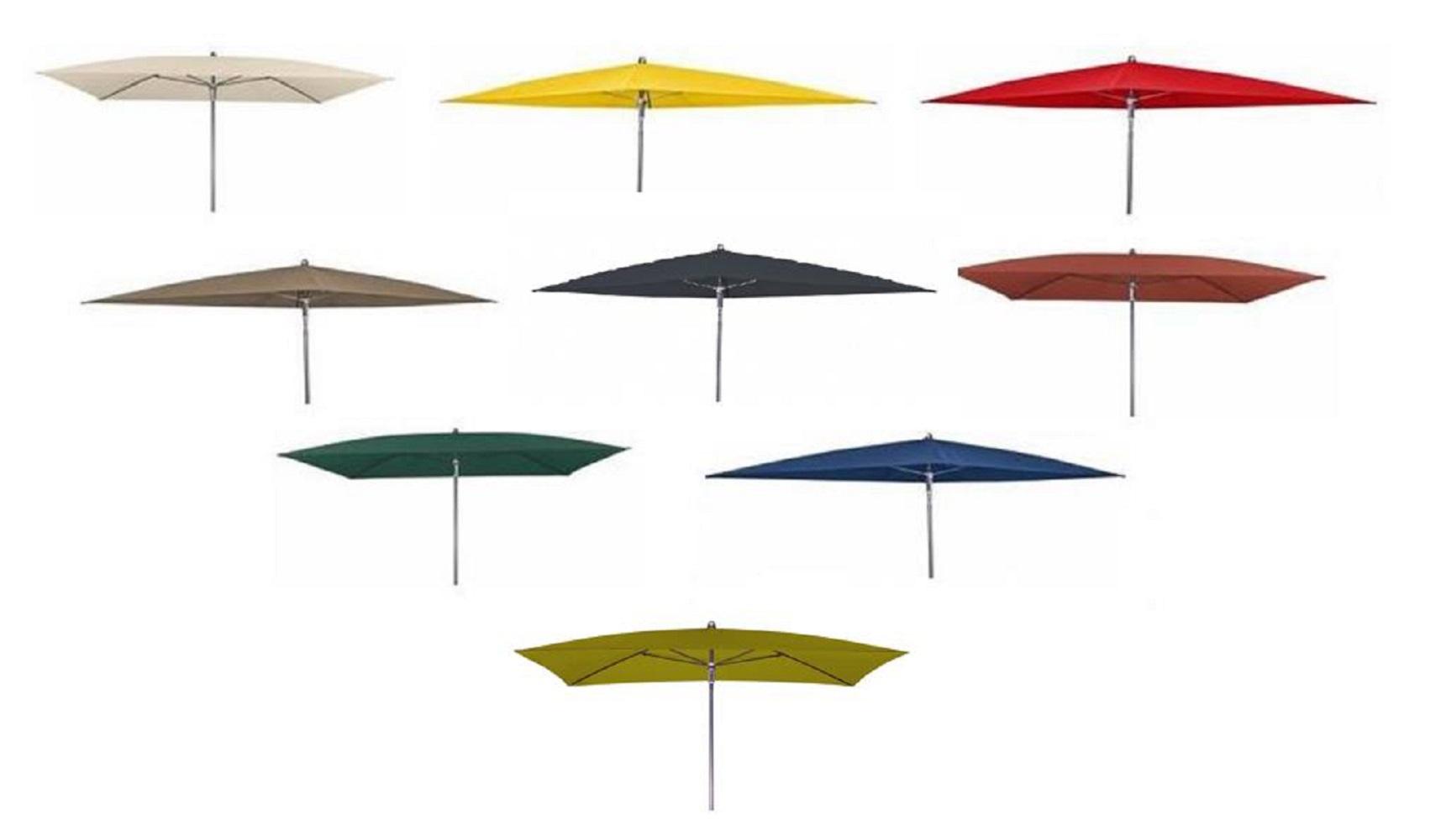 waterproof iii wasserdichter sonnenschirm 225x120cm ohne volant sonnenschirme sonnenschutz. Black Bedroom Furniture Sets. Home Design Ideas