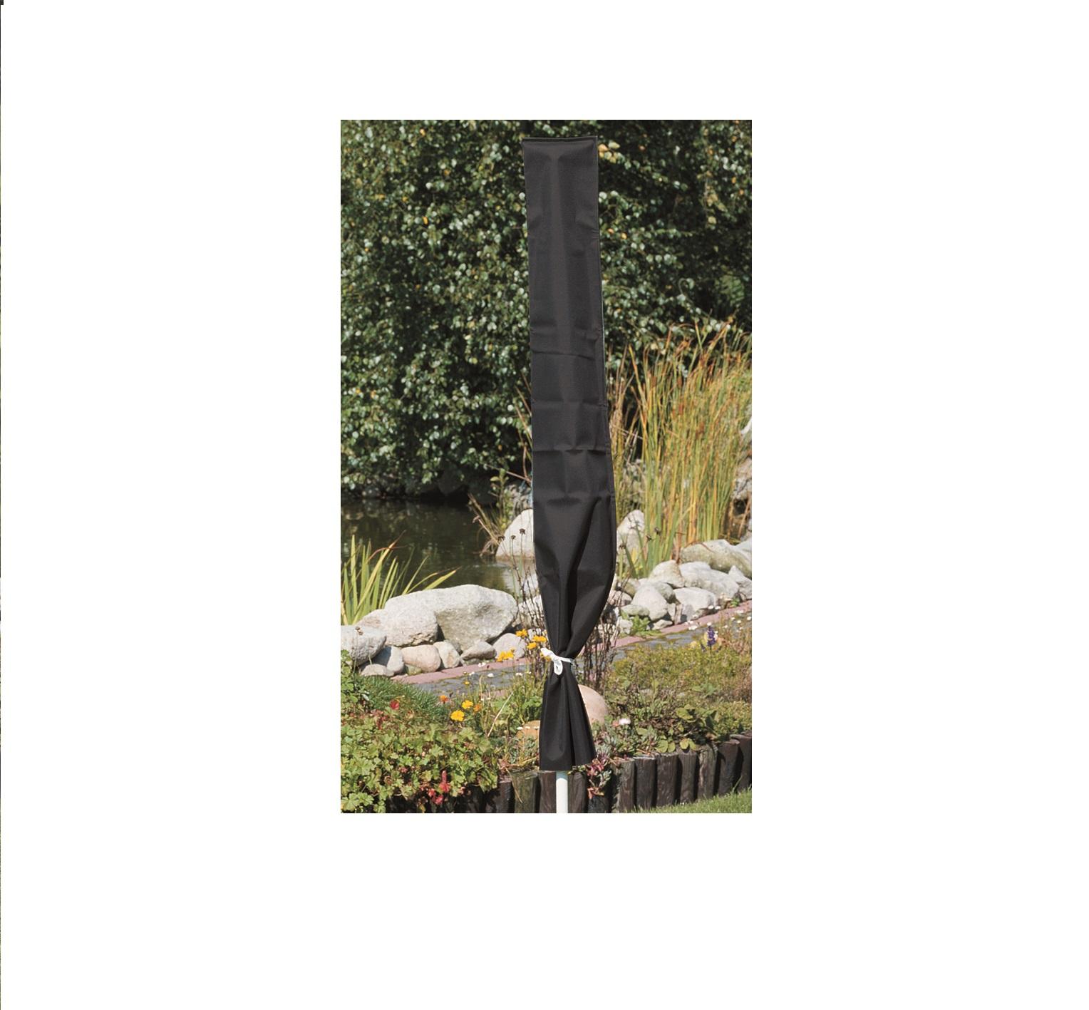 schutzh lle f r sonnenschirme bis durchmesser 200cm 454750 schutzh llen garten. Black Bedroom Furniture Sets. Home Design Ideas