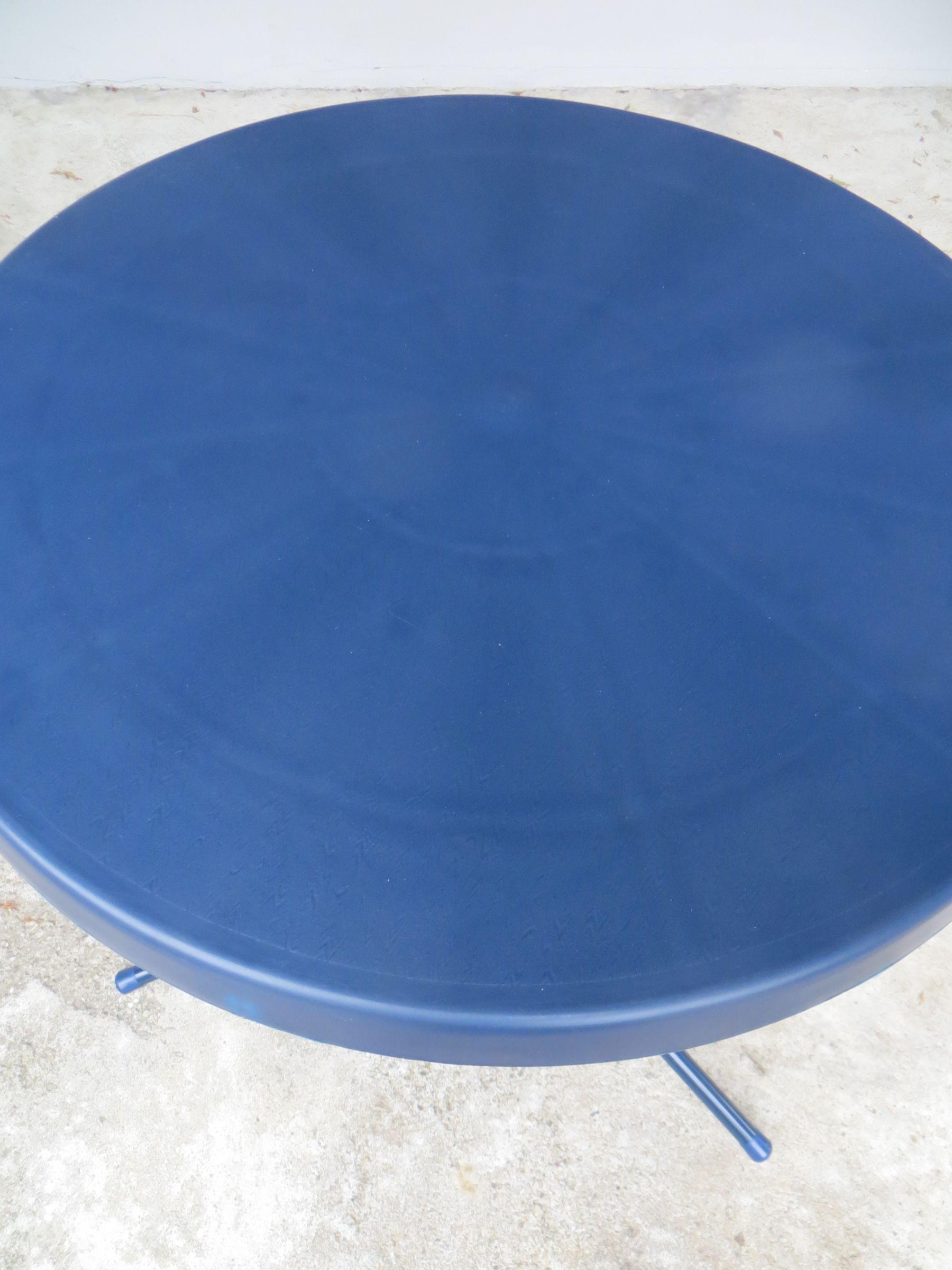 Bistrotisch Gartentisch Balkontisch Mit Kunststoffplatte O 60cm
