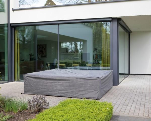 5075 Santa Cruz Schutzhülle Lounge Gartenmöbel Set Gruppen - 270x210x80cm