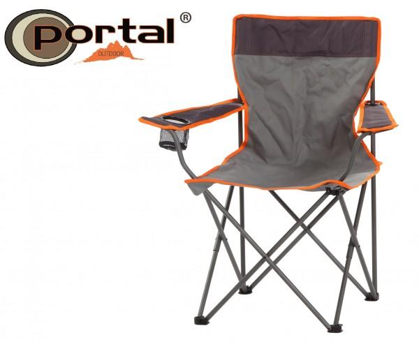OSCAR Camping Faltsessel - stabiler Campingsessel mit nur 2,5kg