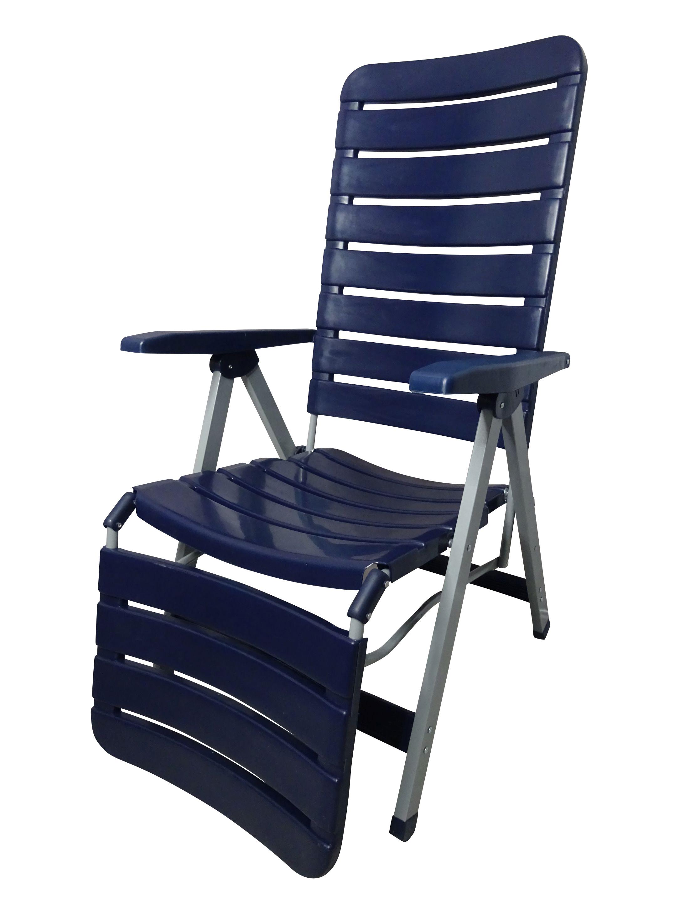 POEL Relaxsessel klappbarer Liegestuhl mehrfach verstellbar Gartenstühle Garten  ~ 18031819_Liegestuhl Mehrfach Verstellbar