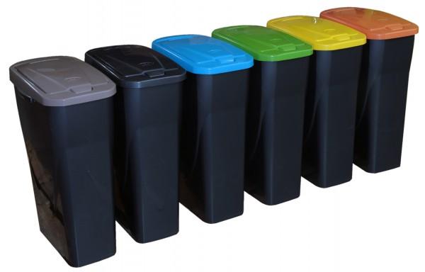 Mondex Abfalleimer 45 Liter Mülleimer