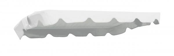 MFG Ersatzdach Ersatzbezug Hollywoodschaukel 182x134cm weiß